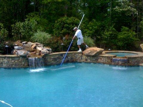 Residential Pool Renovation Aqua Poolsaqua Pools